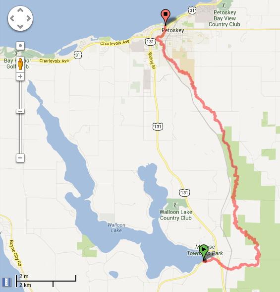 ATI Consulting - Northwestern Lower Michigan River Guide